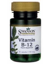 Witamina B12 500 µg
