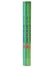 Kadzidełko zapachowe sześciokątne Lemongrass x20szt.